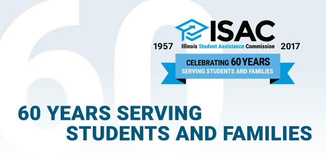 ISAC - 60 Years Serving Students and Families
